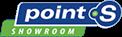 points showroom logo